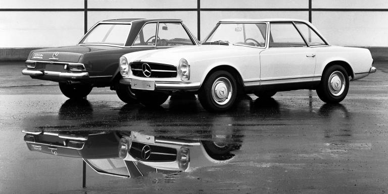 Mercedes-Benz 250 SL Automatic