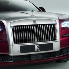 Rolls-Royce Ghost Series II SWB