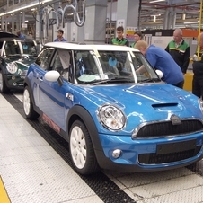 BMW is completing a major upgrade to the Oxford factory to build the next generation Mini