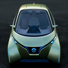Nissan Pivo 3: subcompact city car closer to future mobility