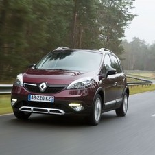 Renault Scenic Xmod Energy 1.2 TCe 130 S&S Sport