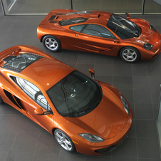 McLaren Developing F1 Successor