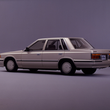 Nissan Laurel RD28 Grand Extra