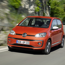 Volkswagen Up 1.0 take up! BlueMotion