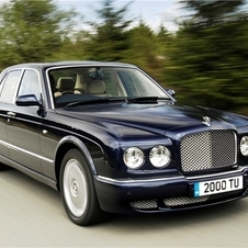 Bentley Arnage R Long Wheelbase