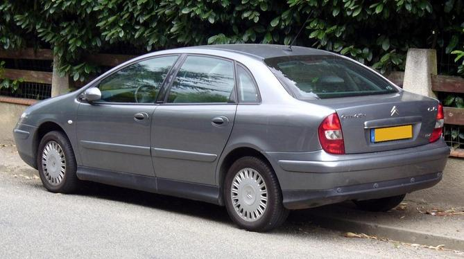 Citroën C5 3.0 V6 Automatic
