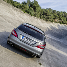 Like other new models Mercedes-Benz has installed on the CLS the latest security technologies
