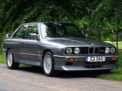 BMW M3 Evolution II {E30}