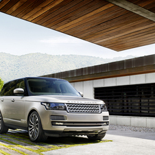 The Range Rover diesel hybrid should emit just 169g/km of CO2