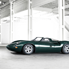 Only one XJ13 was made but it was decided not to be competitive for racing