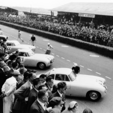Mercedes Celebrates 60 Years of Le Mans at Retromobile