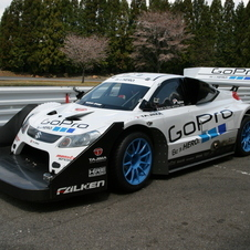 Suzuki's SX4 Pikes Peak car will be attempting to set a record time