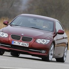 BMW 325d Coupé Edition Exclusive AT