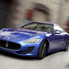 Maserati GranTurismo Sport MC Shift Automatic