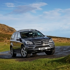 Mercedes-Benz GL 350 CDI BlueEfficiency 4Matic