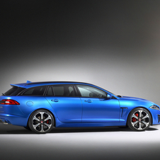 Overall lateral suspension stiffness has been increased by 30 per cent front and rear