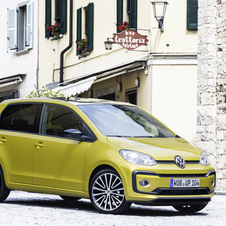 Volkswagen Up 1.0 TSI up! beats BlueMotion