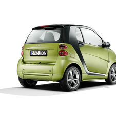 smart fortwo coupé 84hp pulse (FL)