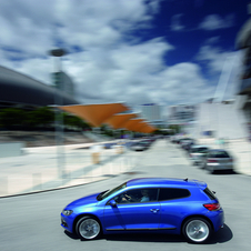 Volkswagen Scirocco 2.0 TDI Blue Motion Tech