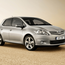 Toyota Auris 2.0 D-4D Exclusive