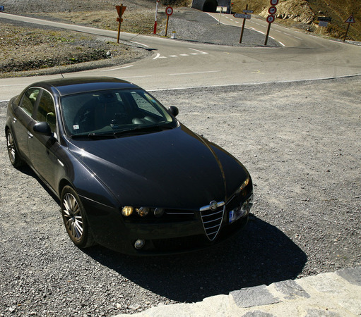 Alfa Romeo 159 2.4 JTDM Distinctive Owned By Getedoi :: 3