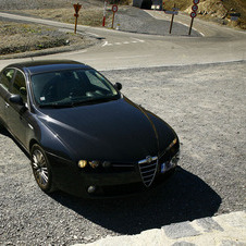 Alfa Romeo 159 2.4 JTDM Distinctive