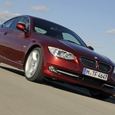 BMW 325d Coupé M Sport Edition AT