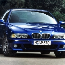 The V8 M5 came in 1998