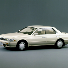 Nissan Laurel Twincam 24V Turbo Medalist CLUB-L