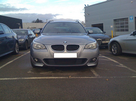 BMW 525xi Touring Automatic