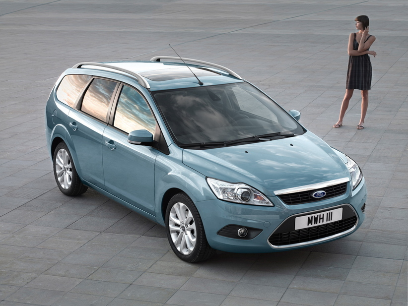 ford focus estate tdci titanium   photo