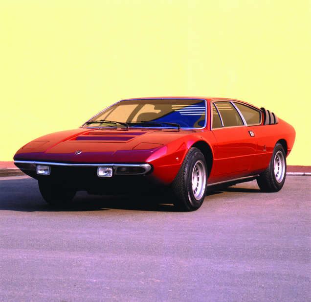 Lamborghini Urraco P250 :: 1 photo and 73 specs :: autoviva.com