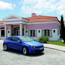 Volkswagen Scirocco 2.0 TDI GT Blue Motion Tech