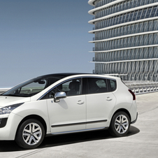 The 3008 is the second bestselling Peugeot in China