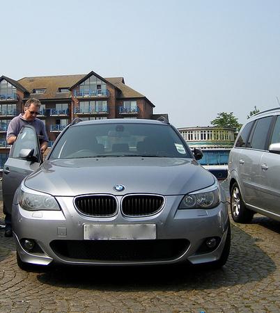 Bmw 530xd. BMW 530xd Touring