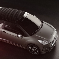 Nouvelle version de la DS3 Cabrio signé par L'Uomo Vogue