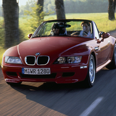 La Z3 et la version coupé