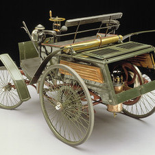 Benz Velociped 2.75 hp