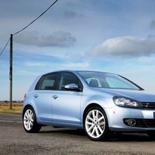 Volkswagen Golf 2.0I TDI 140hp DPF Highline 4Motion