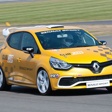 The new Clio Cup will be hitting European tracks in 2014