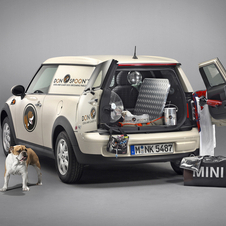 MINI (BMW) MINI One Clubvan