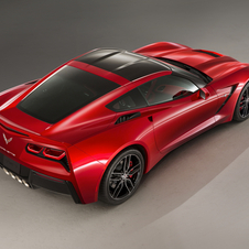 Chevrolet Corvette Stingray LT1 Auto