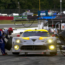 SRT debuted the Viper GTS-R at Mid-Ohio last year