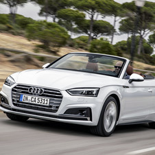 Audi A5 Cabriolet 2.0 TDI S tronic Sport