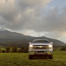 Chevrolet Silverado 2500HD Vortec 6.0 regular cab 4WD