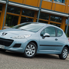 Peugeot 207 Hatchback 1.4 Active