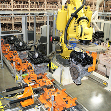 Chrysler Produces 1 million Pentastar V6s in 18 months
