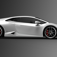The Huracan will be revealed at the Geneva Motor Show