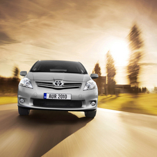 Toyota Auris 1.4 D-4D Exclusive