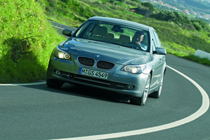 BMW 530xd Automatic